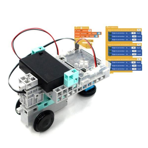 Speechi - Boîte robotique Éducation Nationale - édition standard