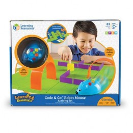 Code & Go® Activity Kit Robotermaus Colby