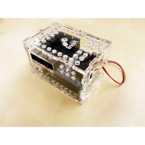 BrickPi & Raspberry Pi 2/B+ Case