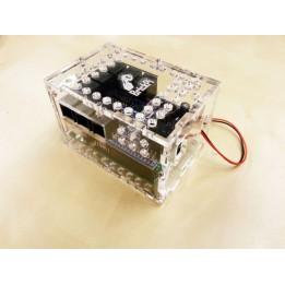 Boîtier transparent BrickPi & Raspberry Pi 2/B+