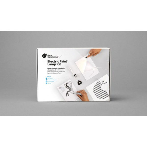 Bare Conductive Lamp Kit