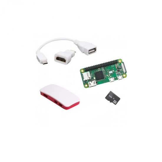 Kit de démarrage complet Raspberry Pi Zero WH