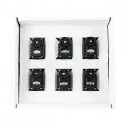 Pack of 6 Dynamixel AX-18A Servos