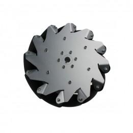Roue Aluminium Mecanum 254mm (droite)