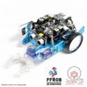 Gripper kit for mBot robot
