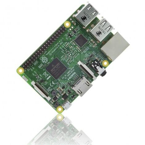 Offizieller Starter Kit Raspberry Pi 3 Modell B