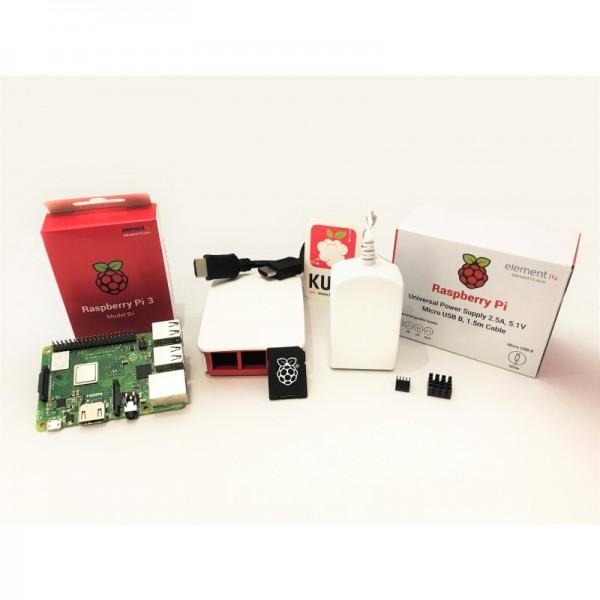 Offizieller Starter Kit Raspberry Pi 3 Modell B+