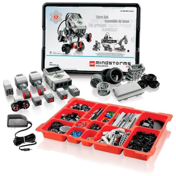 Lego Mindstorms Ev3 Education Bausatz Mit Software
