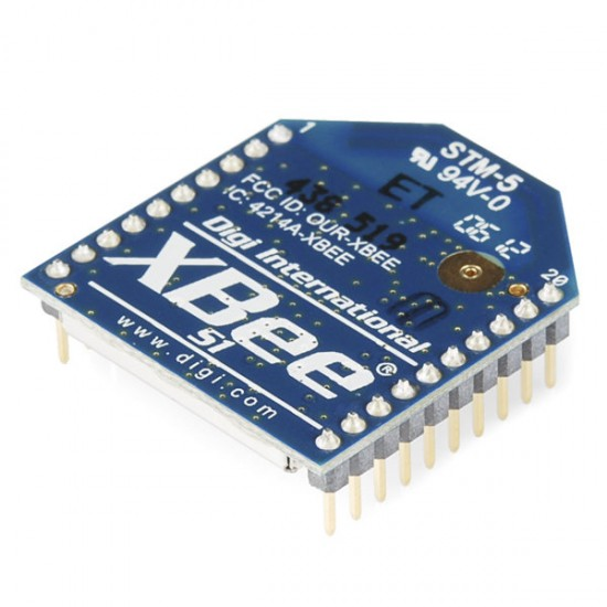 XBee 802.15.4 Modul (Series 1) - PCB Antenne