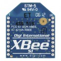Xbee 802.15.4 (Series 1) module - trace Antenna