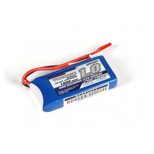 Batterie LiPo 7.4V 1000mAh 2S1P 20C
