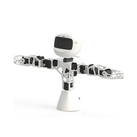 Poppy Torso Roboter (ohne Teilen aus 3D Druck) - Raspberry Version