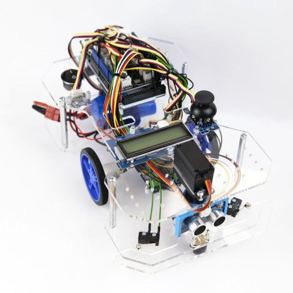 Robot Arduino M.A.R.K. pour l'éducation