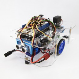 M.A.R.K. Arduino robot for education