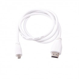 Raspberry Pi Micro-HDMI to Standard HDMI 1m Official Cable