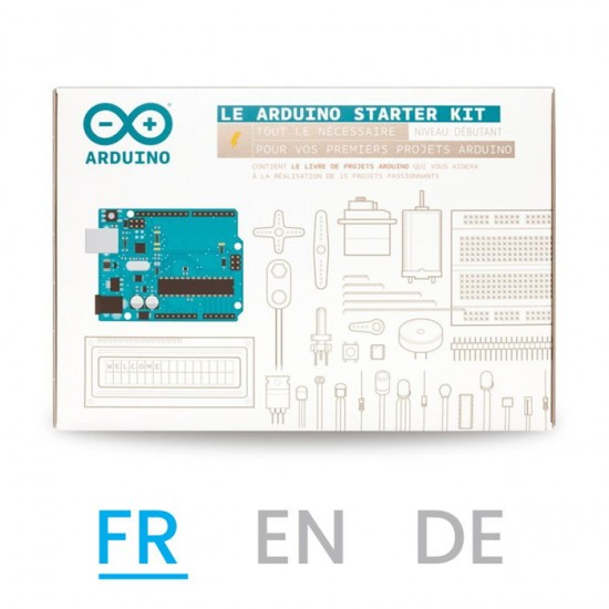 Official Starter Kit Arduino