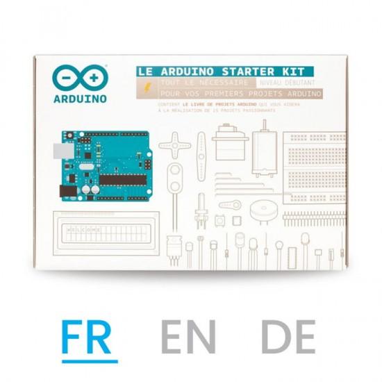Offizielles Starter-Kit von Arduino