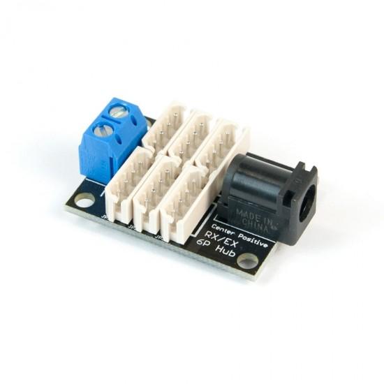 Power Hub 6 Port RX/EX