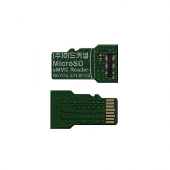 eMMC Module Reader Board for OS upgrade