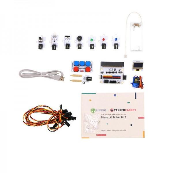 Tinker Kit pour micro:bit (carte micro:bit non incluse)