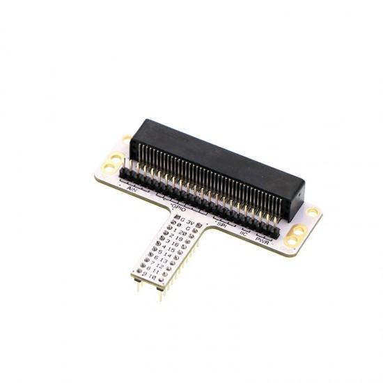 Adaptateur breadboard pour micro:bit