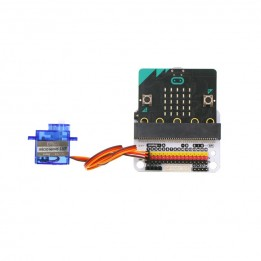 Micro servo 180° 3V tolérant - compatible micro:bit