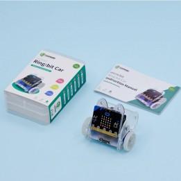 Kit robot ring:bit V2 (carte micro:bit non incluse)