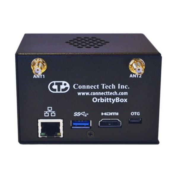 OrbittyBox (ENC001-XHG302) pour NVIDIA JETSON TX2 /TX1