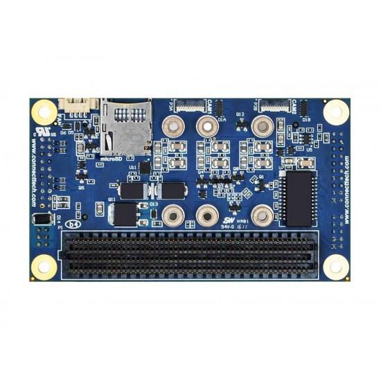 Elroy Carrier (ASG002) pour cartes NVIDIA Jetson TX2/TX2I/TX1