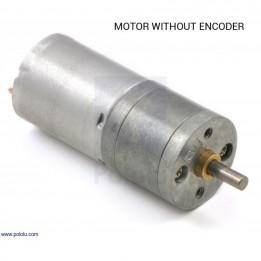 25D metal gearmotor pololu