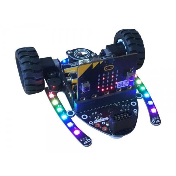 Robot programmable BitBot XL (carte micro:bit non incluse)