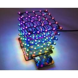 Kit de LED programmables Cube:bit (base et micro:bit non incluses)