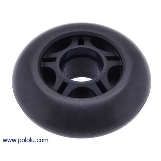 Scooter/Skate Wheel 70x25mm - Black
