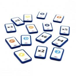 Zusätzliches Paket mit Blue-Bot -Ablaufkarten