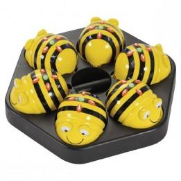 Schulset BeeBot Roboter (6er-Pack mit Dockingstation)