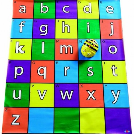 Bee-Bot Tapis Alphabet
