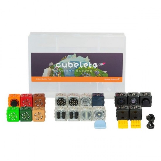 Cubelets Brilliant Builder Pack