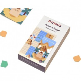Ancient Egypt Adventure Pack for Cubetto Robot