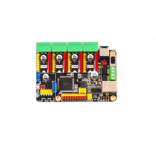 MegaPi microcontroller