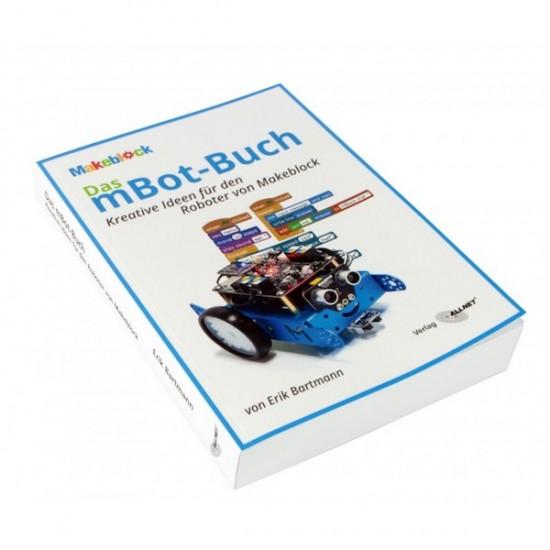 Makeblock - Le livre mBot (version allemande)