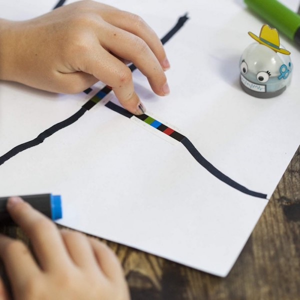 Color code stickers for Ozobot Bit and Evo