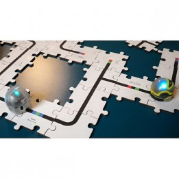 Holzpuzzle für Roboter Ozobot