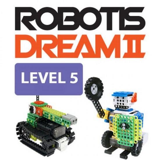 Kit éducatif ROBOTIS DREAM II Niveau 5