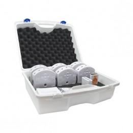 Koffer mit 6 Thymio II (offizielles Set)