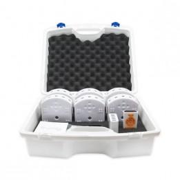 Koffer mit 6 Wireless Thymio Robotern (offizielles Set)