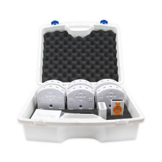 Wireless Thymio Suitcase for education (official pack)