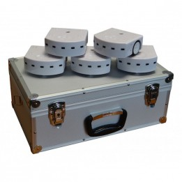 Pack Education de 5 robots Wireless Thymio