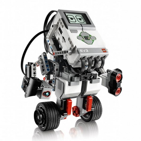 Kit Lego MINDSTORMS EV3 grand public