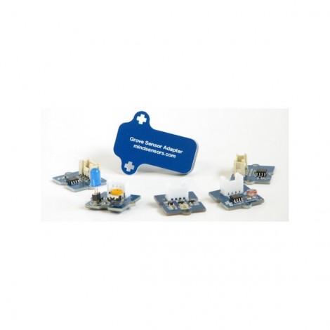 Adapter für Grove-Sensoren für EV3 oder NXT