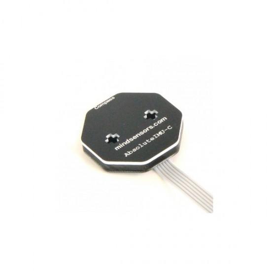 AbsoluteIMU-C compass sensor for Lego NXT